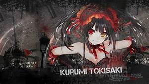 Date A Live Kurumi Wallpaper and Background | 1360x768 ...