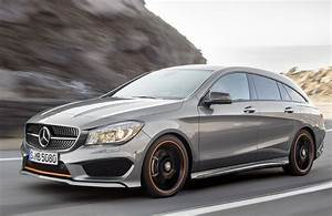 Mercedes Cla Break : 2015 mercedes benz cla 250 4matic shooting brake estate ~ Melissatoandfro.com Idées de Décoration