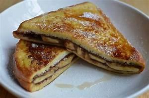 Pain Perdu Au Nutella : craquez pour cette recette de pain perdu au chocolat et ~ Voncanada.com Idées de Décoration