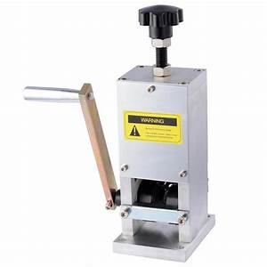 Manual Wire Stripping Machine Copper Cable Peeling