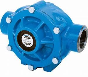 Pto Drive Water Pumps - Hypro Roller Vane Pumps