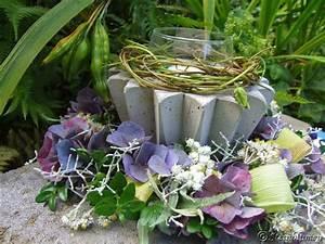 Beton Im Garten : beton deko im garten beton deko pinterest ~ Markanthonyermac.com Haus und Dekorationen