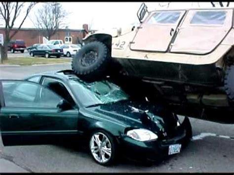 crazy car accidents