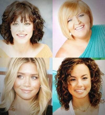 haircut  fat women haircuts models ideas