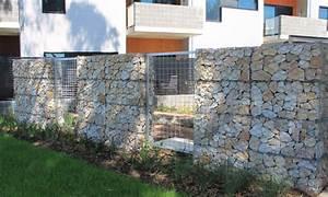 Gabion walls by prospect contractors newtons building
