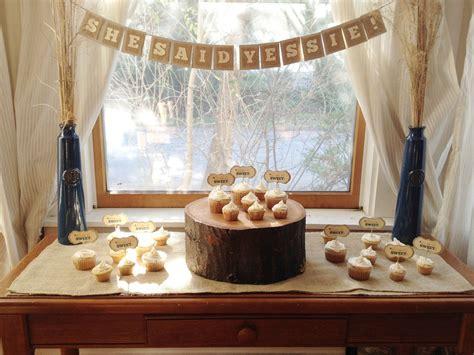 diy rustic bridal shower decorations bridal shower