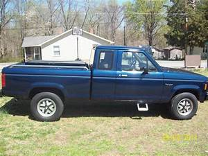 1987 Ford Ranger - Information And Photos
