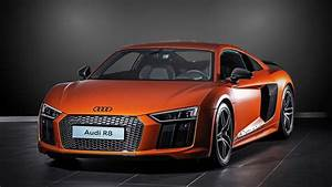 2015 HplusB Design Audi R8 V10 Wallpaper HD Car