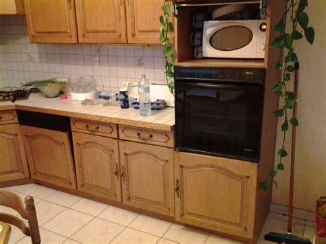comment renover sa cuisine en chene rénover une cuisine comment repeindre une cuisine en