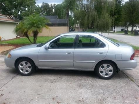 Purchase Used 2003 Nissan Sentra Gxe  Female Owner