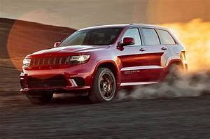 2018 Jeep Grand Cherokee Trackhawk First Test Review