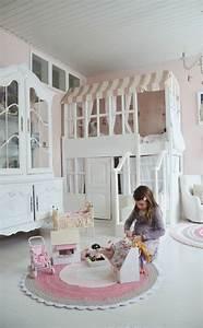 Spielbett Mädchen : die besten 25 hochbett kinder ideen auf pinterest ~ Pilothousefishingboats.com Haus und Dekorationen