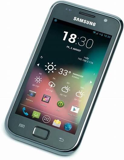 Smartphones Samsung Handy Altes Alte Alten Verschafft