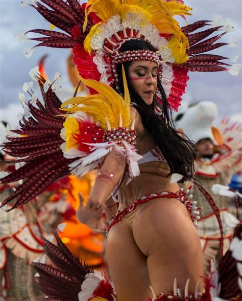 rio carnival 2018 the hottest outfits of the famous