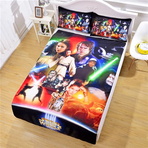 Star Wars Bed Set Queen by Panic Buying Star Wars Bedding Christmas Gifts Cozy Bed