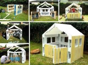 Cabane De Jardin En Palette by 26 Highly Ingenious Cost Efficient Pallet Diy Projects For