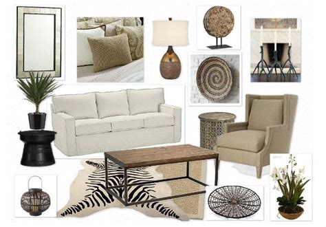 Safari Decorated Living Rooms by Neutral Living Room Decor Safari Chic My