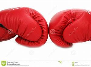 Box Gloves Power stock image. Image of right, goverment ...