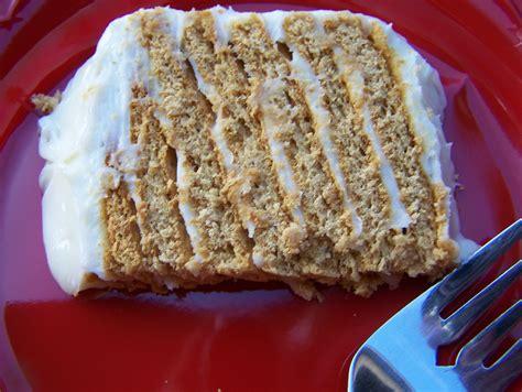 graham cracker cake graham cracker cake no baking required tasty kitchen a happy recipe community