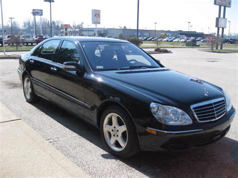 2004 Mercedes-benz S500 4matic Sedan