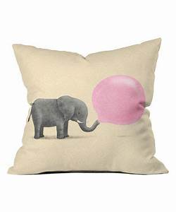1000 ideas about elephant throw pillow on pinterest With cheap baby pillows
