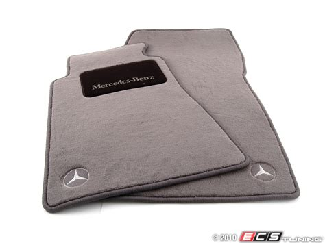 Bmw Carpeted Floor Mats by Genuine Mercedes Benz Q6680292 Carpeted Floor Mat Set