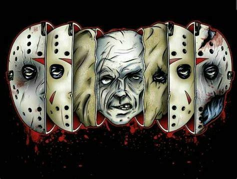Jason Voorhees Beneath The Mask In 2019 Horror