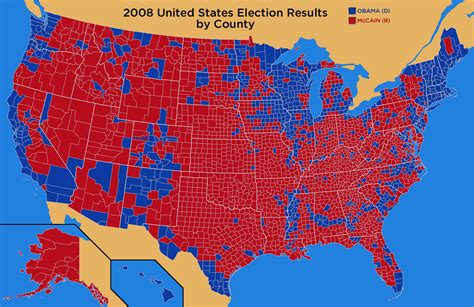 usa presidential election  electoral geography