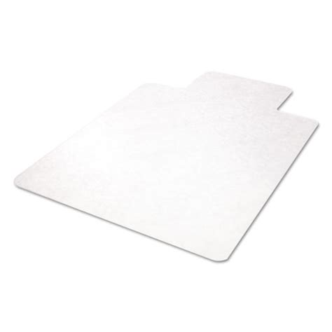 Glass Chair Mat With Lip by 28 Surface Chair Mat With Lip Economat Anytime