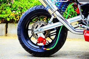 Racing Caf U00e8  Honda Gorilla  U0026quot Rs78 U0026quot  By Lp Monkeyshop
