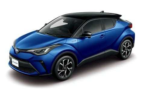 The development of the car began in 2013. Facelifted Toyota C-HR Receives Gazoo Racing Goodies In ...