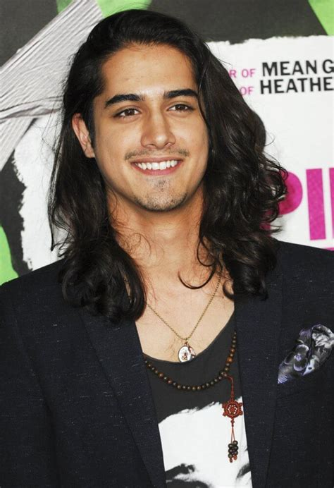mens long hairstyles    sexy  manly