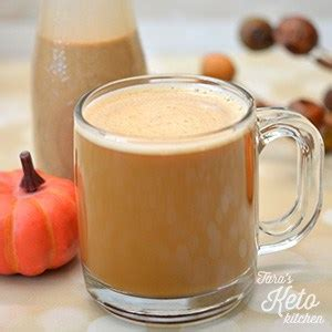 If your daily cup is topped with whipped cream or contains flavored syrups or sugary. Keto Pumpkin Spice Coffee Creamer - from Tara's Keto Kitchen