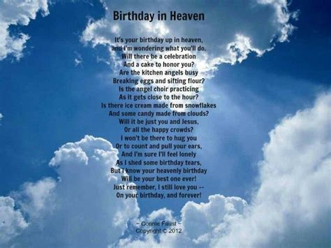 Happy Birthday In Heaven Images Happy Birthday In Heaven Quotes Make You Think