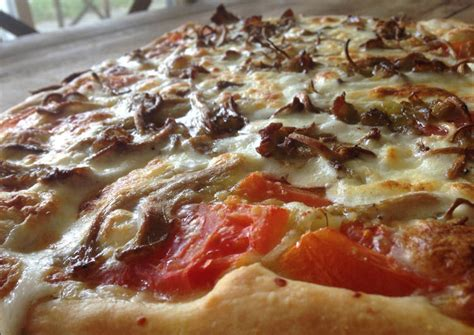 thick crust pizza dough recipe simple thick crust pizza dough recipe by ryan goodwin cookpad