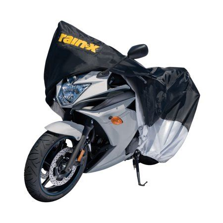Rainx Expandable Motorcycle Cover Walmartcom