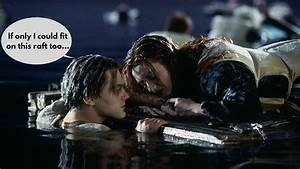 How Does Icy Work Could Both Jack And Rose Fit On The Raft Door After