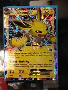 Jolteon Pokemon Card Images   Pokemon Images