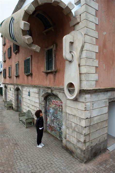 alex chinneck  milan design week  streetartnews