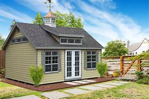 The, Premier, Outdoor, Garden, Sheds, Collection