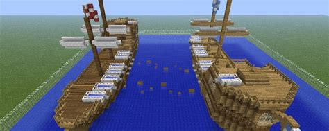 Minecraft Boat Wheel by Pirate Battles Mini Minecraft Guides