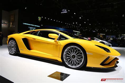 Geneva 2017 Lamborghini Aventador S Gtspirit