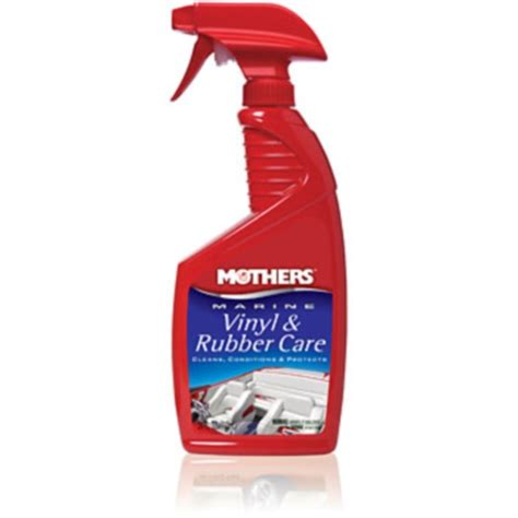 one step vinyl floor cleaner mothers marine one step vinyl rubber cleaner conditioner