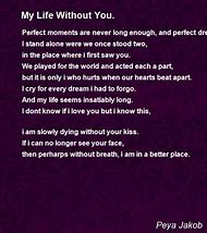 Best My Life Is Perfect Without You - good quotes