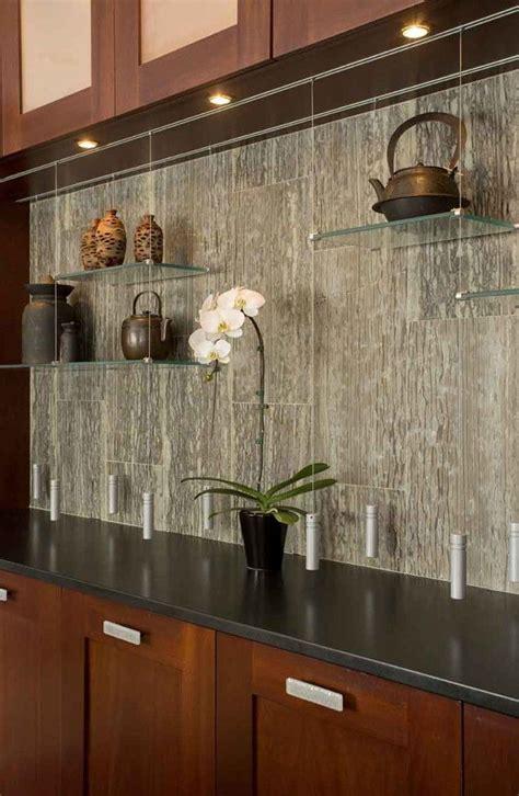choose  kitchen backsplash  images glass