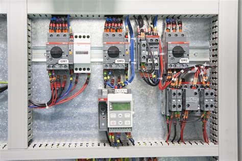 wiring duct trunking wire cable management abb