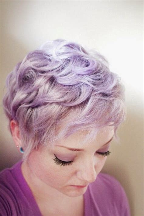 short hair special lavender pixie haircuts  haircut web