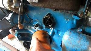 Ford 2000 Tractor Hydraulic Filter Location