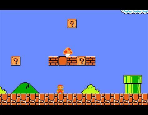 Super Mario Bros On Nes Nintendo Classic Mini Nes Full