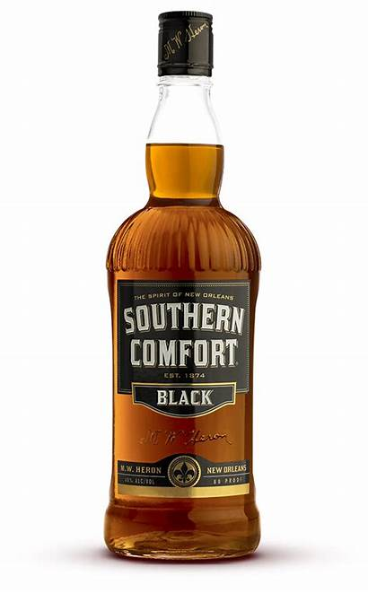 Southern Comfort Liqueur Label Whiskey